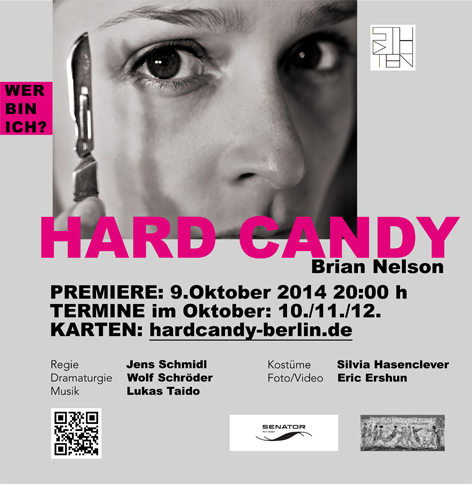 <h1>Music for the play Hard Candy, staged in various theaters in Berlin, Germany</h1>
